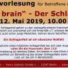 Sonntagsvorlesung am 12. Mai 2019  –  Der Schlaganfall