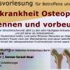 Sonntagsvorlesung am 05. Mai 2019 – Osteoporose